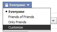 Facebook Privacy Settings Groups